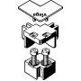Монтажный комплект Viega Advantix Vario 711788