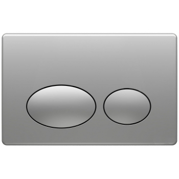 Кнопка смыва Koller Pool Round Matt Chrome