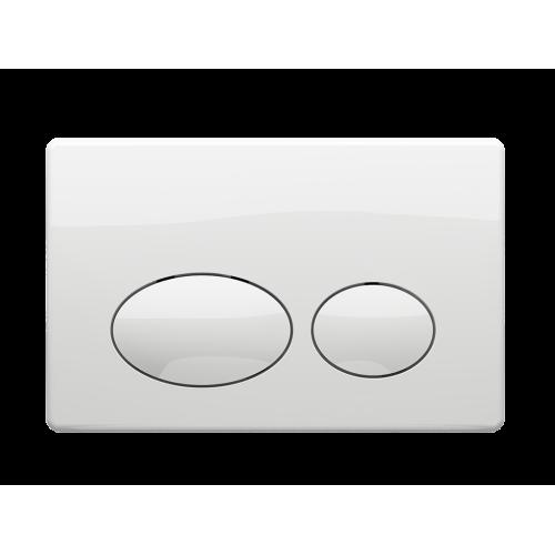 Кнопка смыва Koller Pool Round White