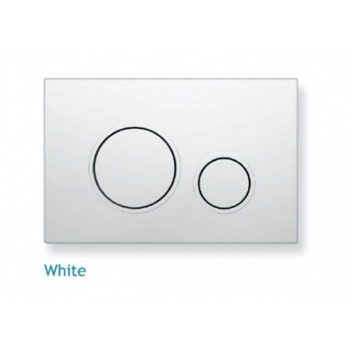 Кнопка смыва Koller Pool Twin White
