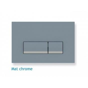 Клавиша Koller Pool Integro Matt Chrome