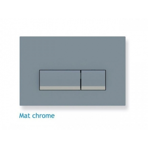 Кнопка смыва Koller Pool Integro Matt Chrome