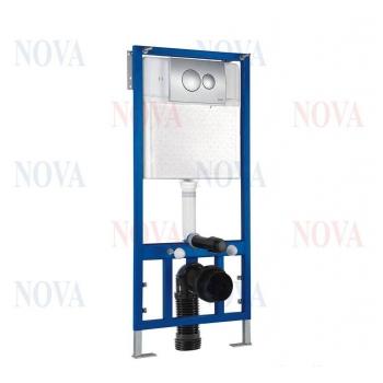 Инсталляция Novaplastik Nova 4501, с кнопка смыва
