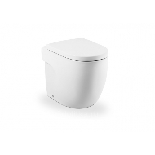 Унитаз приставной Roca Meridian-N 347247000 с сиденьем soft close